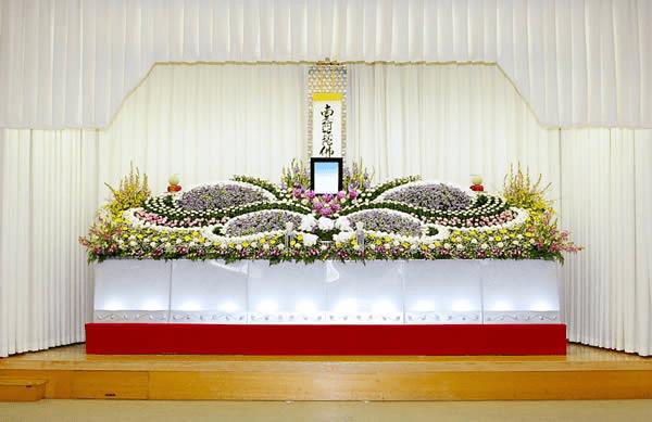 事前見積りどおり家族葬を堺市の市営斎場で
